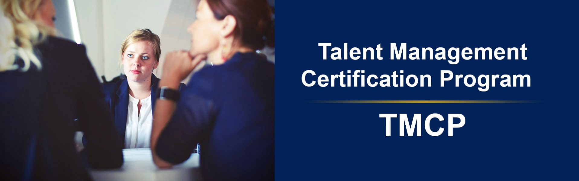 Talent Management Certification Program