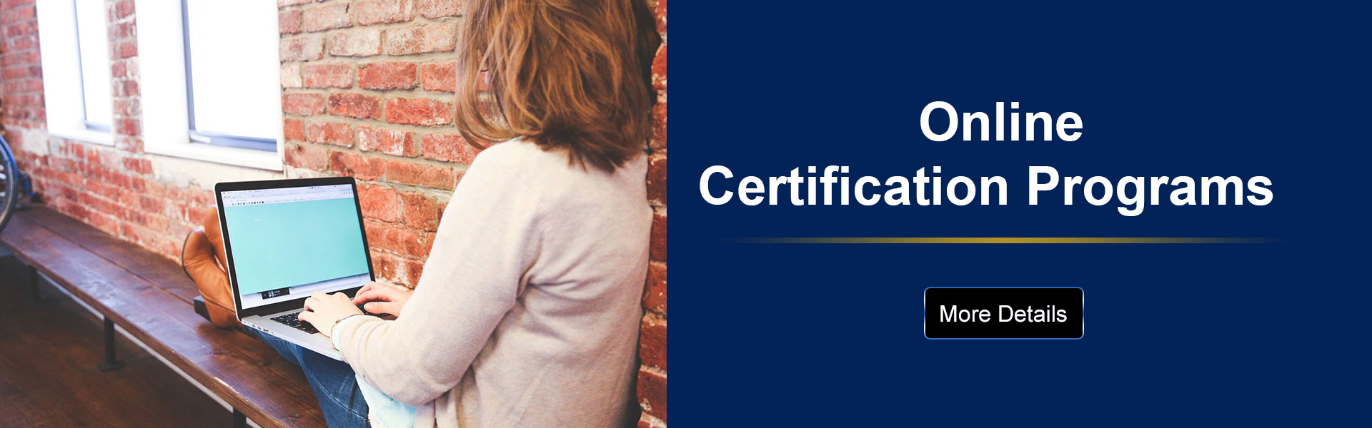 online certification programs