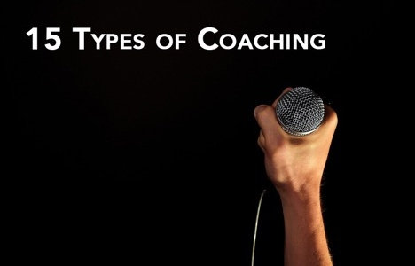 an article about the fifteen types of coaching