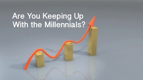 an article setting the question if people are keeping up with millenials in the workplace