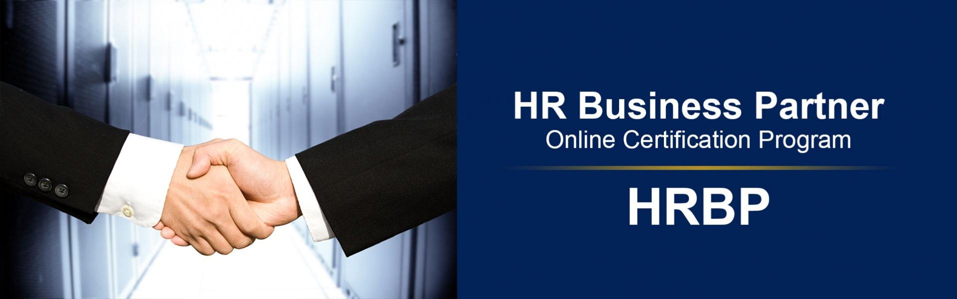 HRBP Online Certification Program